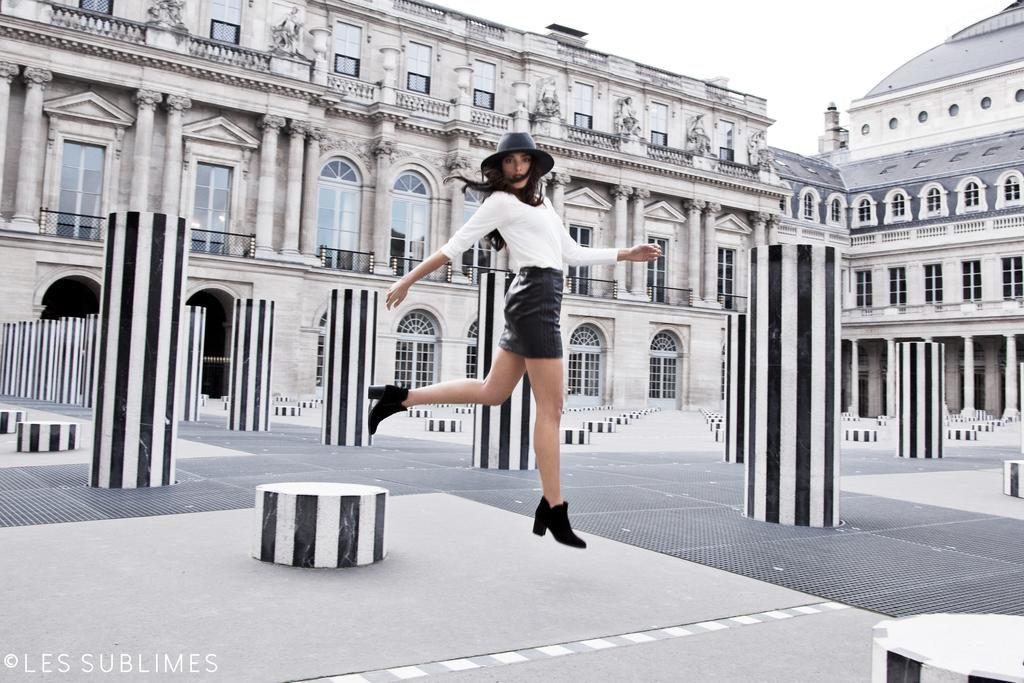 Les Sublimes – the launch (sustainable fashion made in Paris)