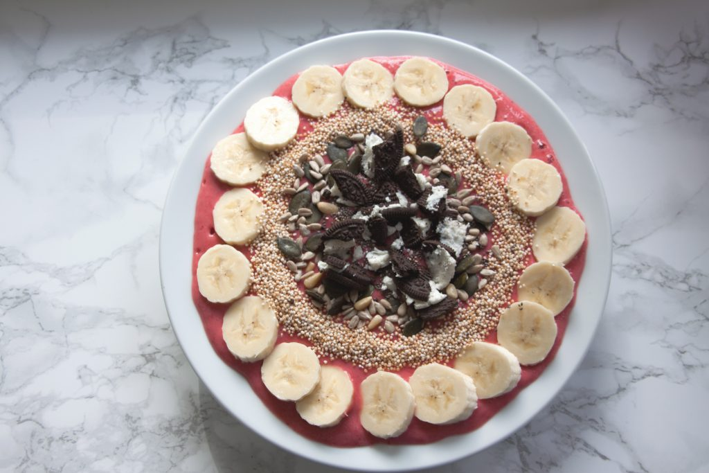 How to create a beautiful Smoothie bowl