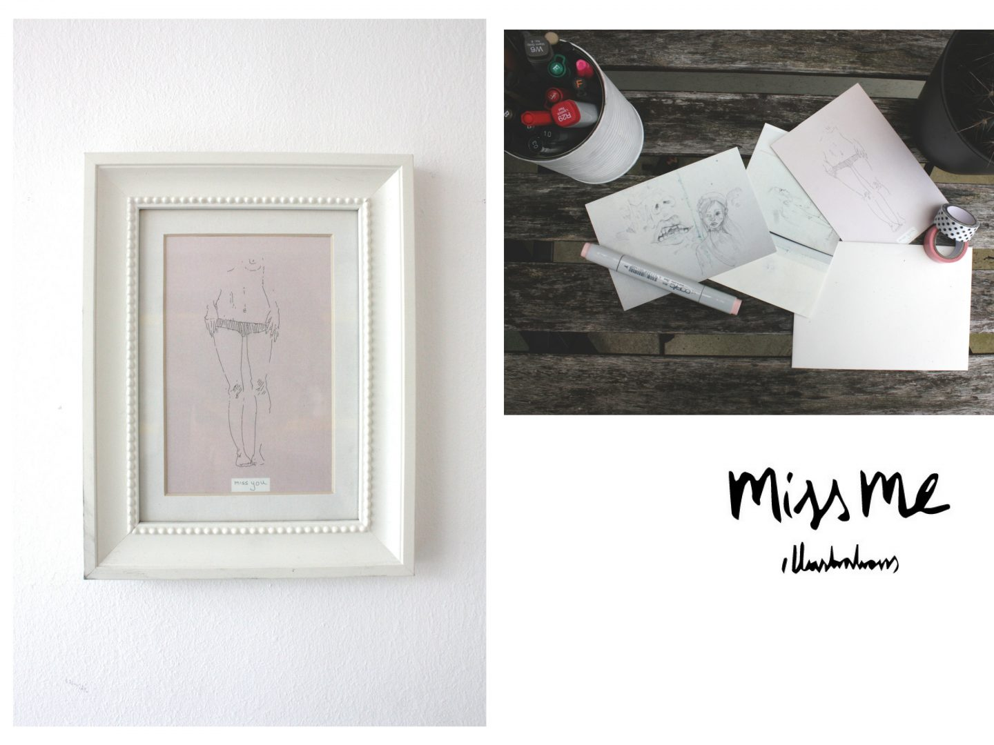 Valentines Day Favorite online shops | Miss Me Illustration