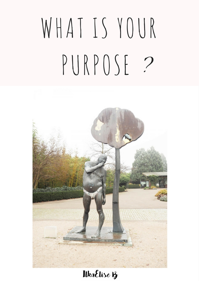 Finding your purpose | worksheet